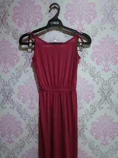 New!! Long Dress H&M (FREEONGJABODETABEK)