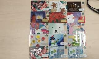 Starbucks card for collection - europe or usa