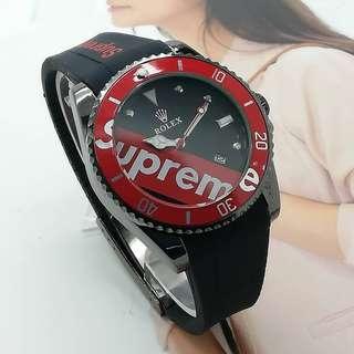 Rolex Supreme Watch For Men