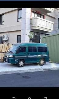 1998自排威力箱型車