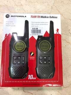 🚚 Motorola Walkie Talkie brand New 10km range