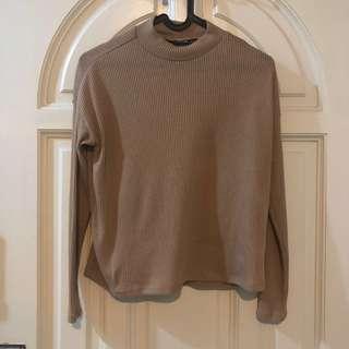 H&M Mock Neck Sweater #MMAR18