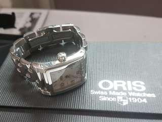 🚚 Oris watch ½ price.