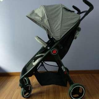 SCR15 Travel System Stroller and Car Seat