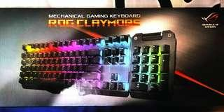 ROG為電競而生 機械式鍵盤 青軸