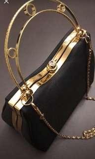 Fancy evening purse