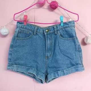 🚚 American Apparel High Waisted Shorts