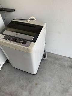 Washing Machine working but condition 2/10