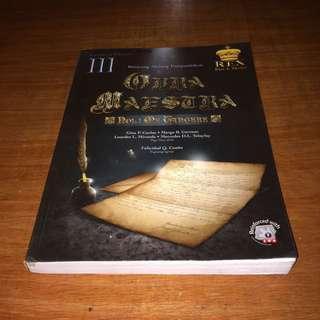 Obra Maestra Series III 4th Edition (Ikaapat na Edisyon)