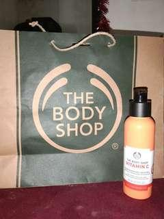The Body Shop Vitamin C Liquid Peel