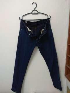 Preloved jeans #MMAR18