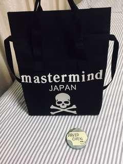 Mastermind Japan Tote Bag 100% New 手提袋mmj