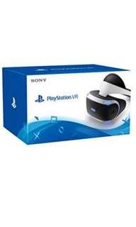 Playstation VR Ver 1 with 5 years warranty