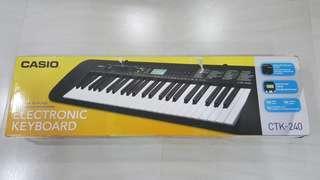 🚚 卡西歐電子琴