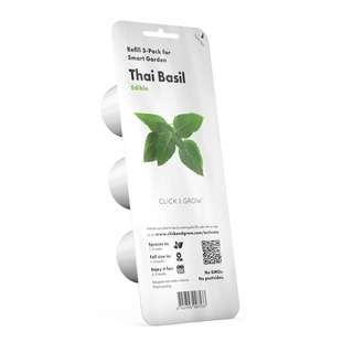 Click and Grow Plant Pods - Thai Basil