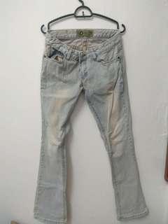 Preloved ROMP jeans