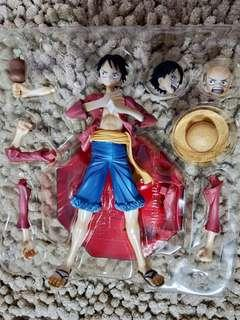 "One Piece P.O.P ""Sailing again"" Monkey D. Luffy"