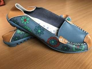 Ladies Casual Loafers Shoes