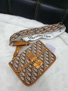 Dior addict slingbag kanvas