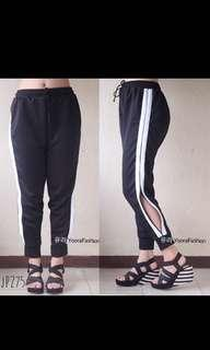 Stripe Pants #maudompet #jumat80