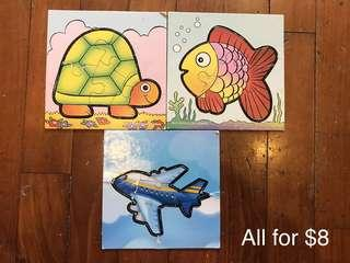 🚚 Bundle of puzzles for beginners