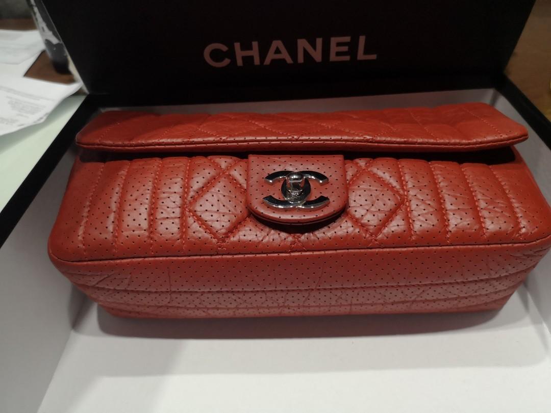 100% Authentic Chanel Medium Flap