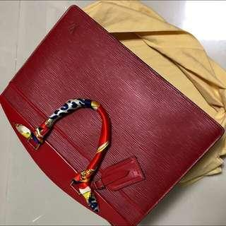 Authentic LV Louis Vuitton Riviera in Epi Leather (600 for fast deal)