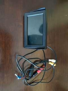 (Priced to sell) LCD screen for reverse cam