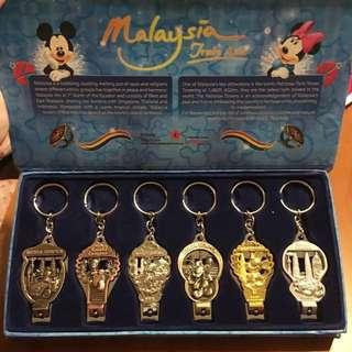 Disney Mickey Key Ring