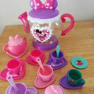 Teapot Toy Set