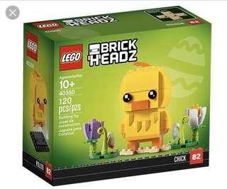 Lego Brickheadz Chick 40350