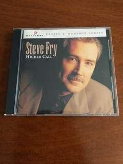 Higher Call by Steve Fry CD