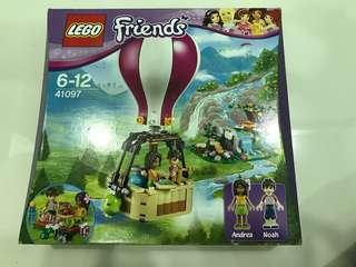 MISB Lego friends 41097 Hot air balloon