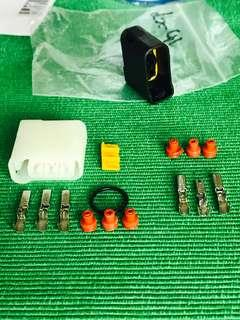 Subaru EJ coil connector repair kit