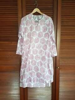 WOMEN Baju Kurung Cotton (L/XL)