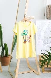 Brand New Surfer Girl Tee Size M - Donutella 🍀 BNIP Olive Rose Be Quick