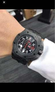 APROO Forged Carbon Alinghi 44mm