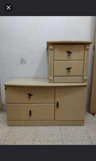 Chest Drawer and side table