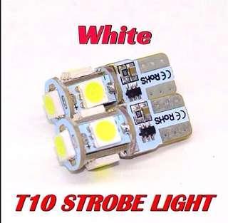 T10 Strobe Led Light