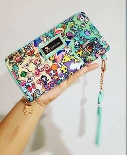 🚚 Wallet tokidoki California dreamin