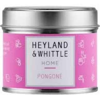 Heyland & Whittle Scented Candle - Pongone 180g 香薰蠟燭