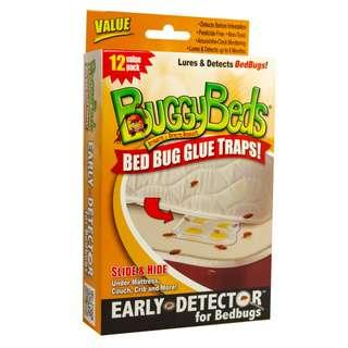 🚚 Early Bed Bug Detection 12 Pack