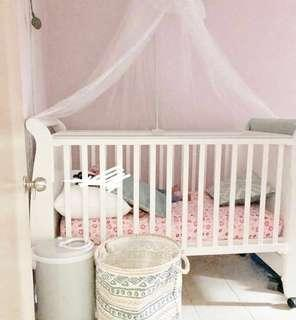 BABY COT LARGE SIZE