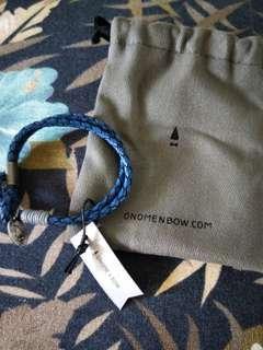 Gnome & Bow Smith bracelet (Antique)