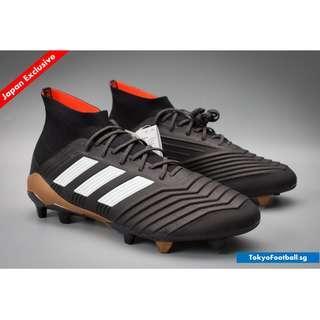 Adidas Predator 18.1 Primeknit FG/AG soccer football boots shoes