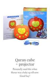 🚚 Quran kids projector and player