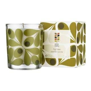 Orla Kiely Fig Tree Scented Candle 70g 香薰蠟燭