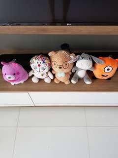 🚚 Soft Toys