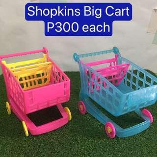 Shopkins Big Cart
