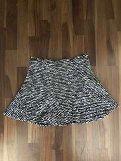 🚚 Zara tweed mini skirt